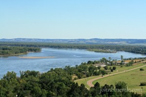 Missouri River, Fort Lincoln