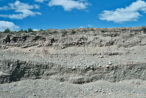 gravel deposit, North Dakota, Griggs Co.