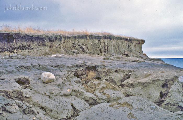 paleolsol; McLean County, Deadman Till, geology